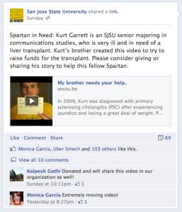 Kurt Garrett Needs Your Support Please Donate Today!